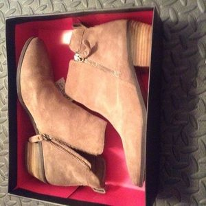 Final Markdown! Vince Camuto Ankle Booties